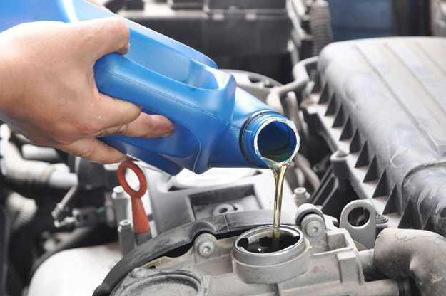 where to pour the antifreeze in the car